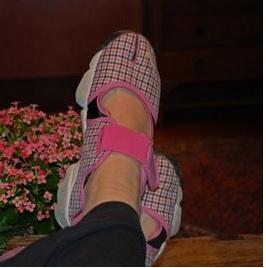 Bad Shoe Choice
